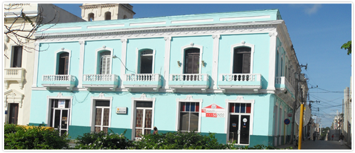 Santa Clara, Cuba Bed and Breakfast Hostal Vista Park - Startpagina